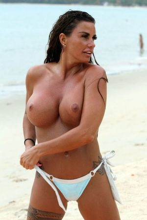 katie price video