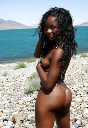 young black nudist girl
