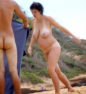 nudist beach gif
