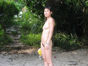 asian nudist