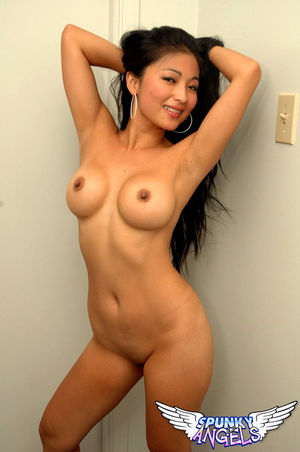 asian nipple licking
