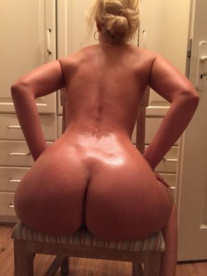 wifes big butt