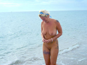 mature nudist family