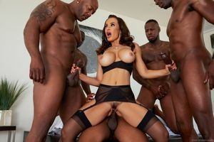 lisa ann cumpilation