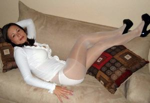 mature pantyhose sex