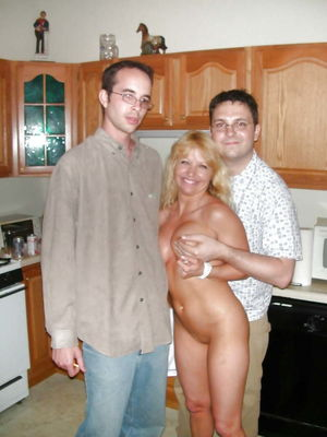 wife naked friends