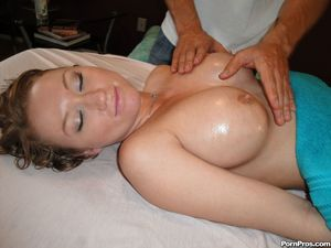 real wife massage